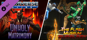 DC Universe Online™ - Episode 17: The Flash Museum Burglary / Unholy Matrimony
