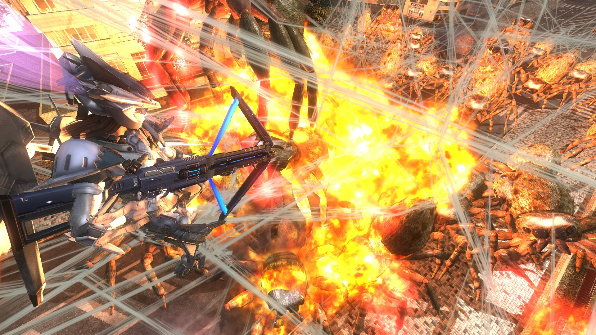 EARTH DEFENSE FORCE 4.1 The Shadow of New Despair Screenshot 3