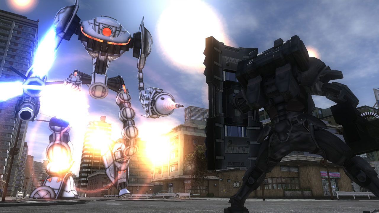 Earth Defense Force 4.1: The Shadow of New Despair (ENG/JAP) [Repack]