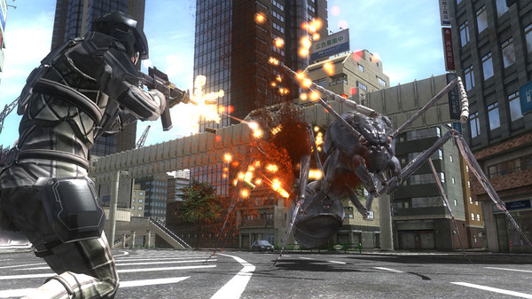 EARTH DEFENSE FORCE 4.1 The Shadow of New Despair v1.0 Plus 8 Trainer-FLiNG