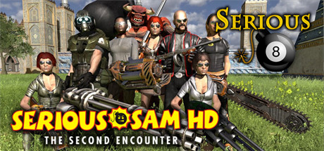 Serious Sam HD: The Second Encounter - Serious 8 DLC