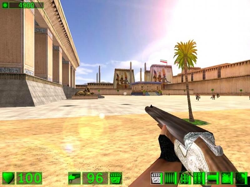 Serious Sam Classic: The First Encounter screenshot