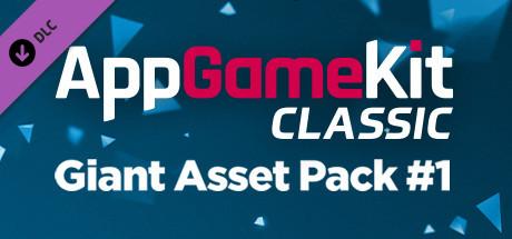 AppGameKit Classic - Giant Asset Pack 1