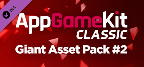 AppGameKit Classic - Giant Asset Pack 2