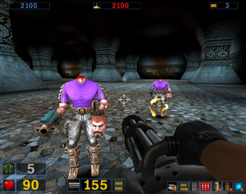 Serious Sam: The Second Encounter screenshot 3