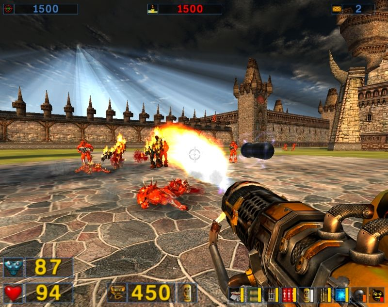 Serious Sam The Second Encounter скачать игру - фото 5