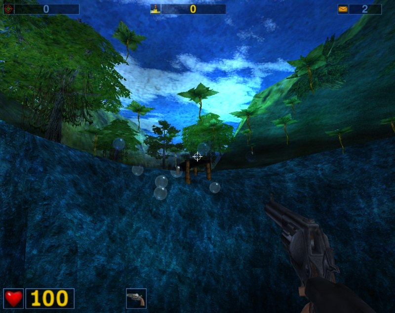 Serious Sam Classic: The Second Encounter screenshot