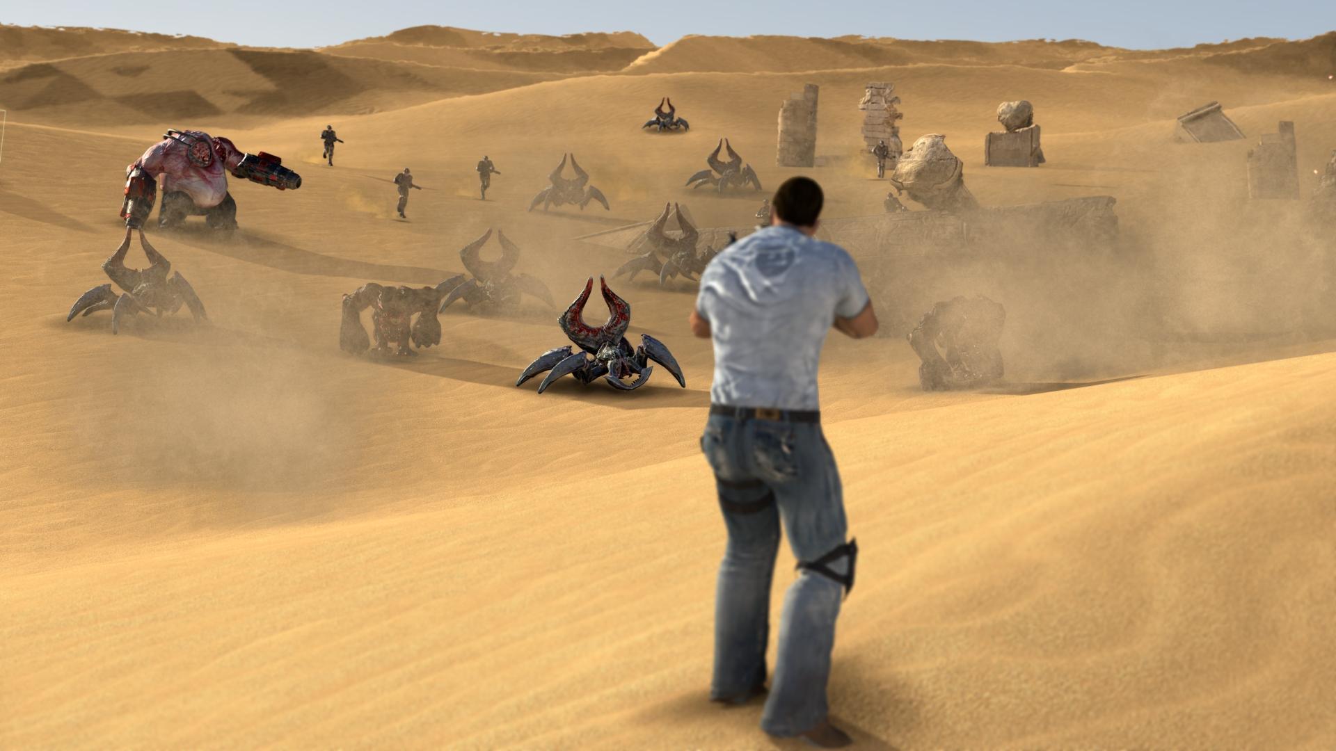 Serious Sam 3: BFE screenshot