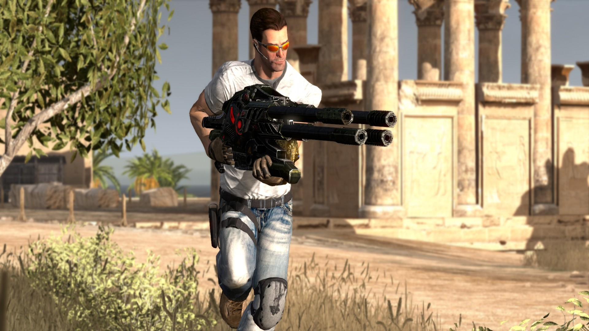 Serious Sam 3: Jewel of the Nile screenshot