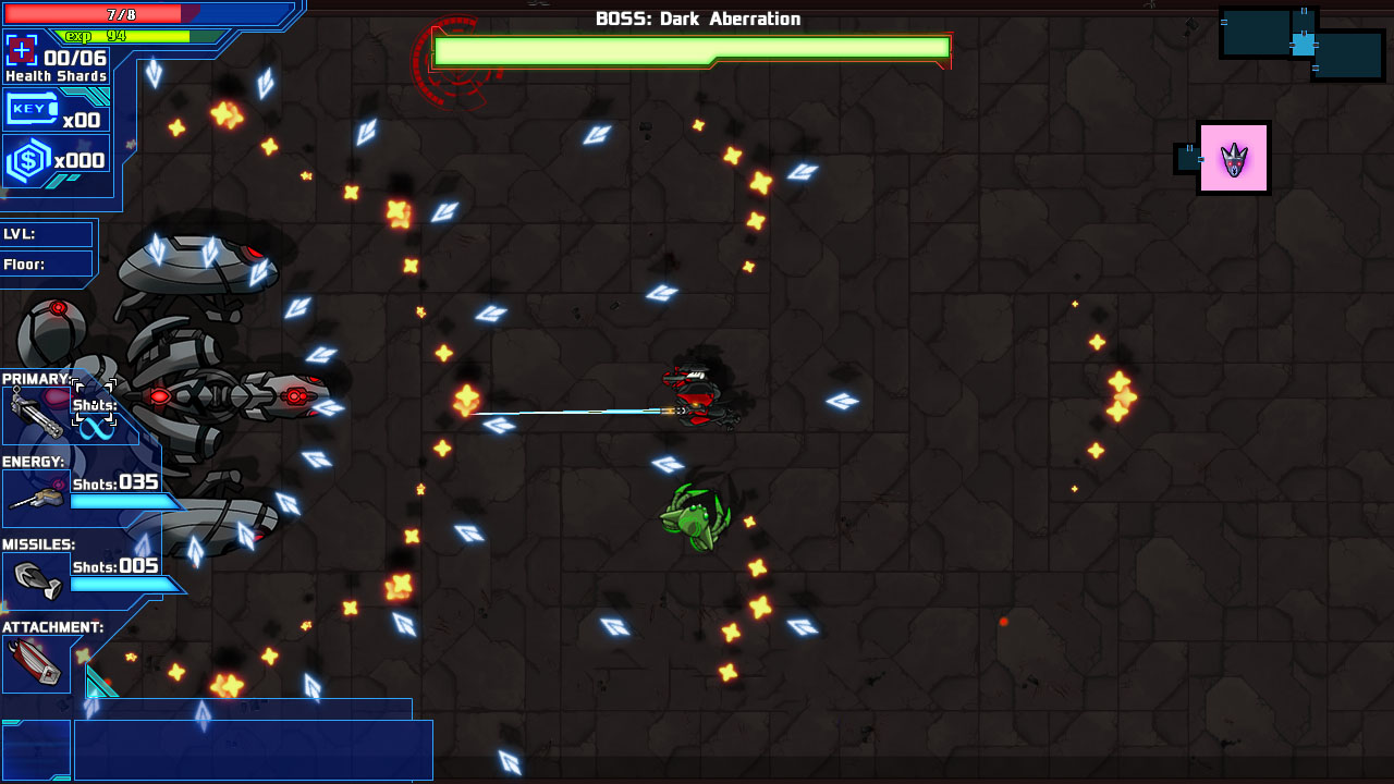 Starward Rogue screenshot