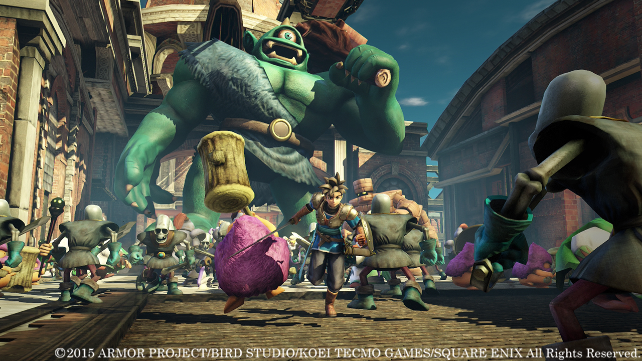 Dragon Quest Heroes Slime Edition [RELOADED] - Oyun indir