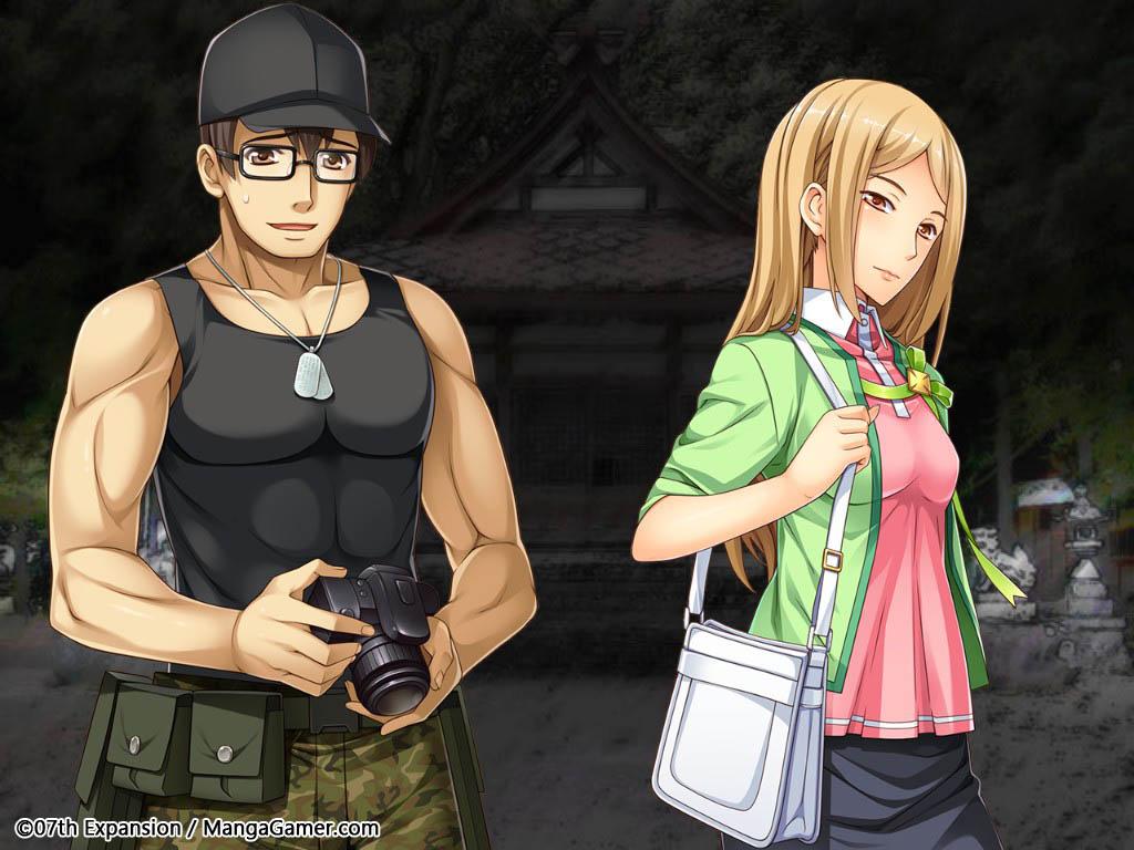 Higurashi When They Cry Hou - Ch.2 Watanagashi screenshot