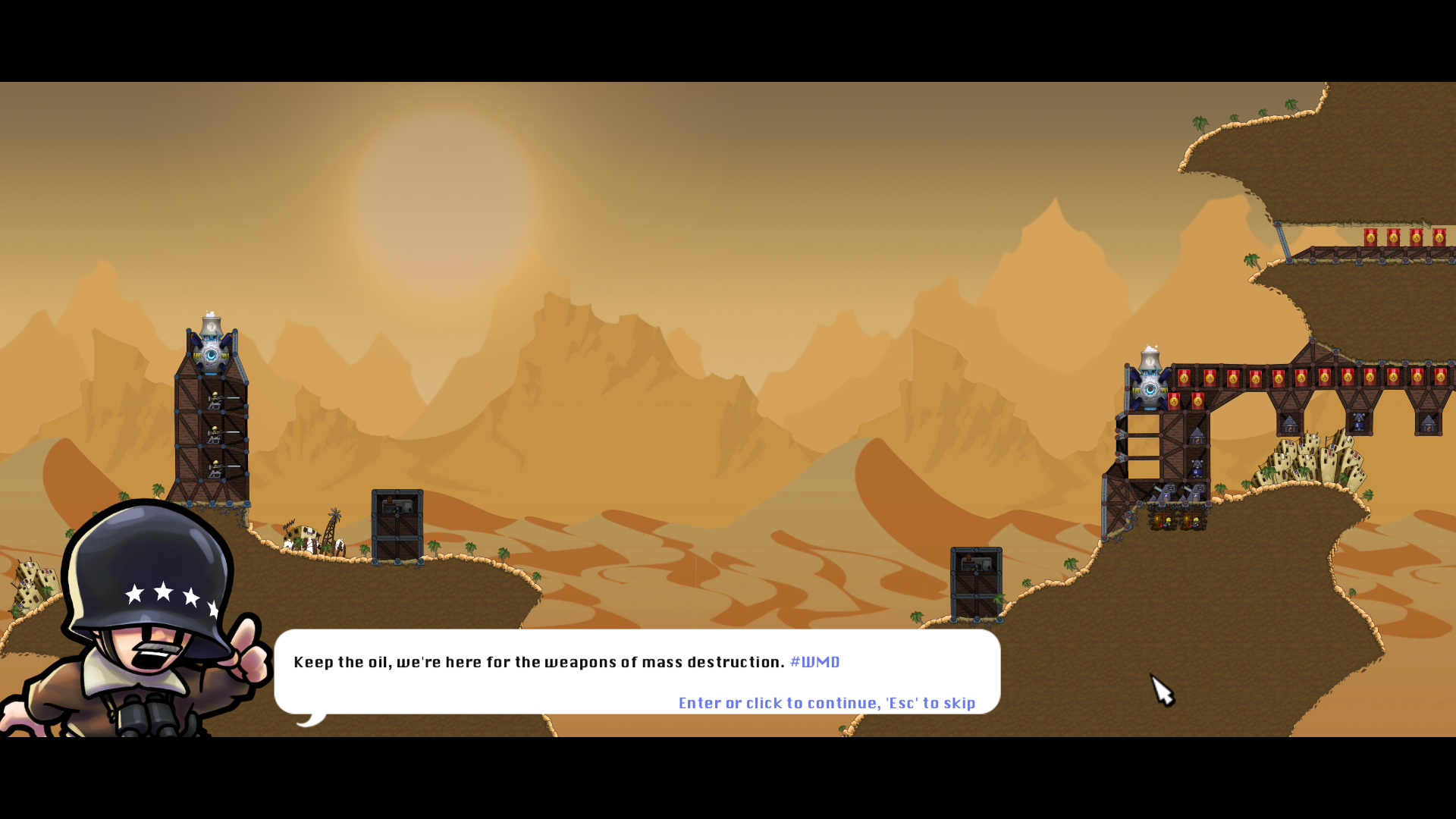 Forts screenshot