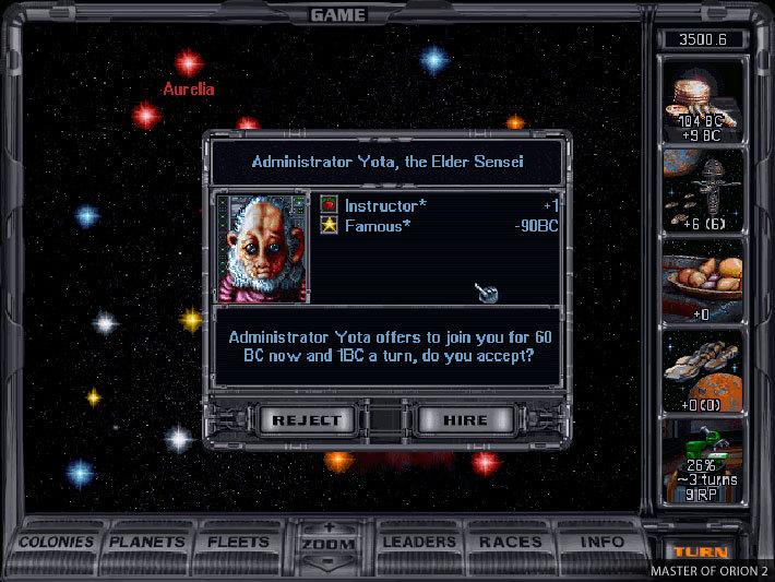 Master Of Orion 1+2 screenshot 2