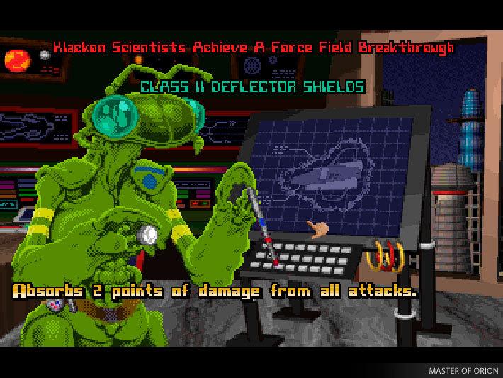 Master Of Orion 1+2 screenshot 1