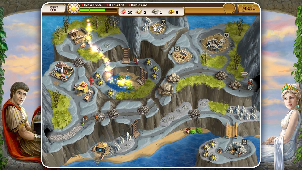 Roads of Rome 2 screenshot