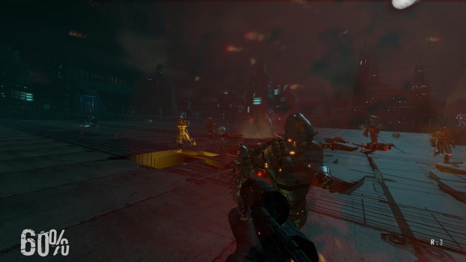 SHOWTIME 2073 screenshot