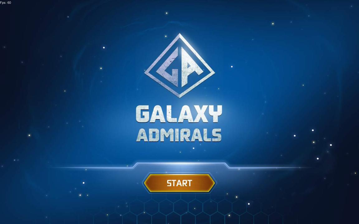 Galaxy Admirals screenshot