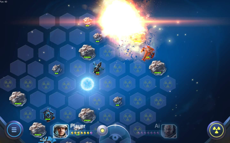 Скриншот Galaxy Admirals v1.0u3 скачать торрентом