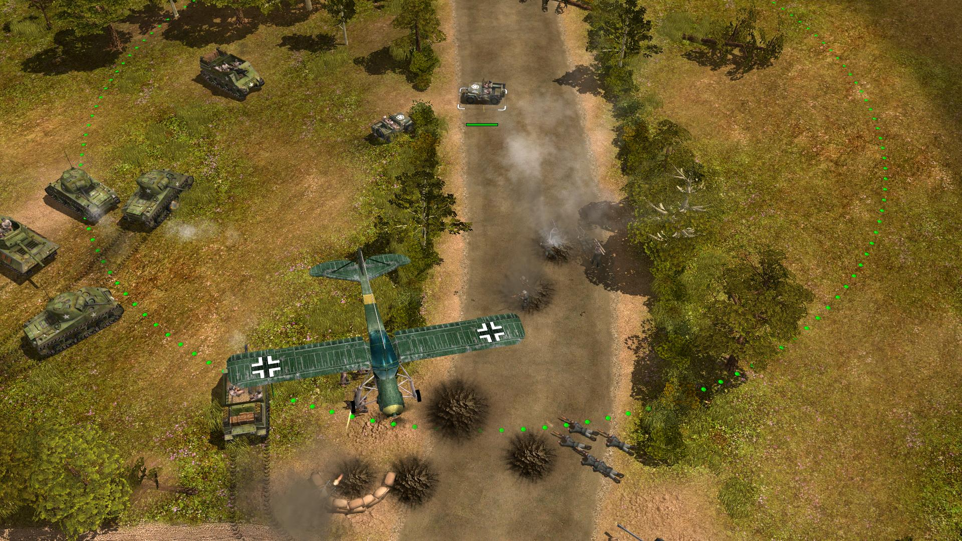 Codename Panzers: Phase One screenshot 3