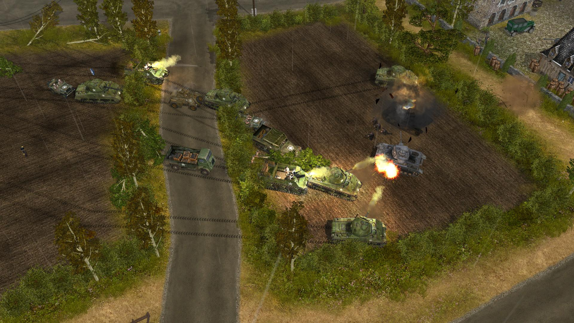 Codename Panzers: Phase One screenshot 2