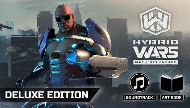 скачать игру Hybrid Wars через торрент - фото 7