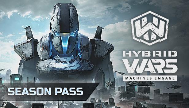 скачать игру Hybrid Wars через торрент - фото 3