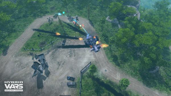 ـ تحميل لعبة Hybrid Wars Deluxe Edition FitGirl بحجم 3.5 جيجا ss_05702f4ba1a440c46