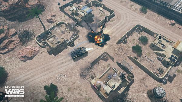 ـ تحميل لعبة Hybrid Wars Deluxe Edition FitGirl بحجم 3.5 جيجا ss_29c143ec7027ac189