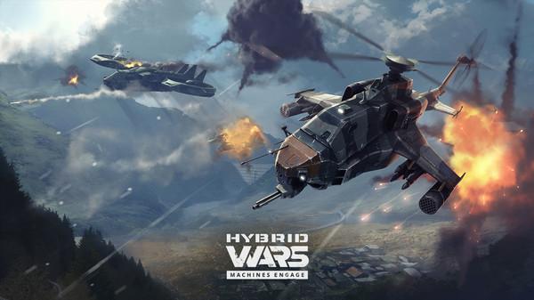 ـ تحميل لعبة Hybrid Wars Deluxe Edition FitGirl بحجم 3.5 جيجا ss_76efa725096b73610