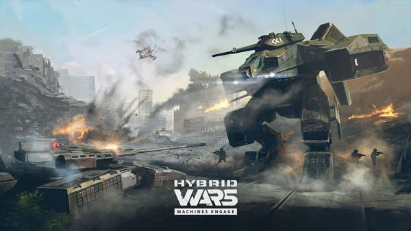 ـ تحميل لعبة Hybrid Wars Deluxe Edition FitGirl بحجم 3.5 جيجا ss_81d57920c67d23e93