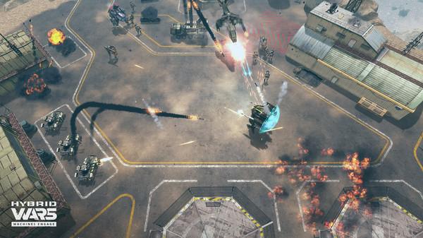 ـ تحميل لعبة Hybrid Wars Deluxe Edition FitGirl بحجم 3.5 جيجا ss_995ff4054af85f30d