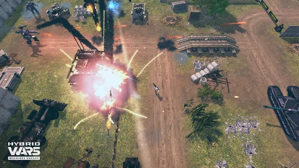 ـ تحميل لعبة Hybrid Wars Deluxe Edition FitGirl بحجم 3.5 جيجا ss_bad1aab83c1b322cd