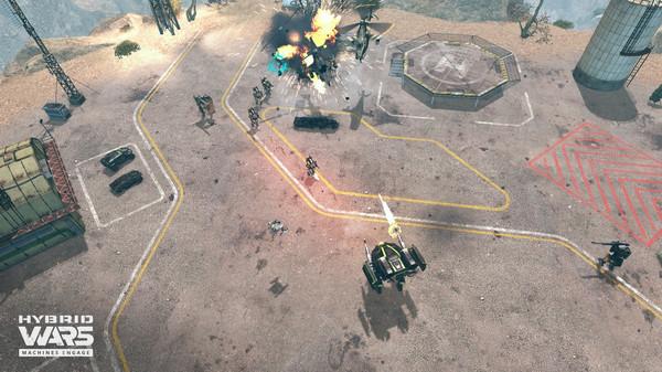 ـ تحميل لعبة Hybrid Wars Deluxe Edition FitGirl بحجم 3.5 جيجا ss_fcf45c1695800d440