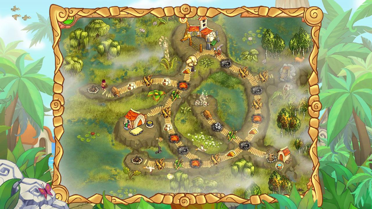 Island Tribe screenshot