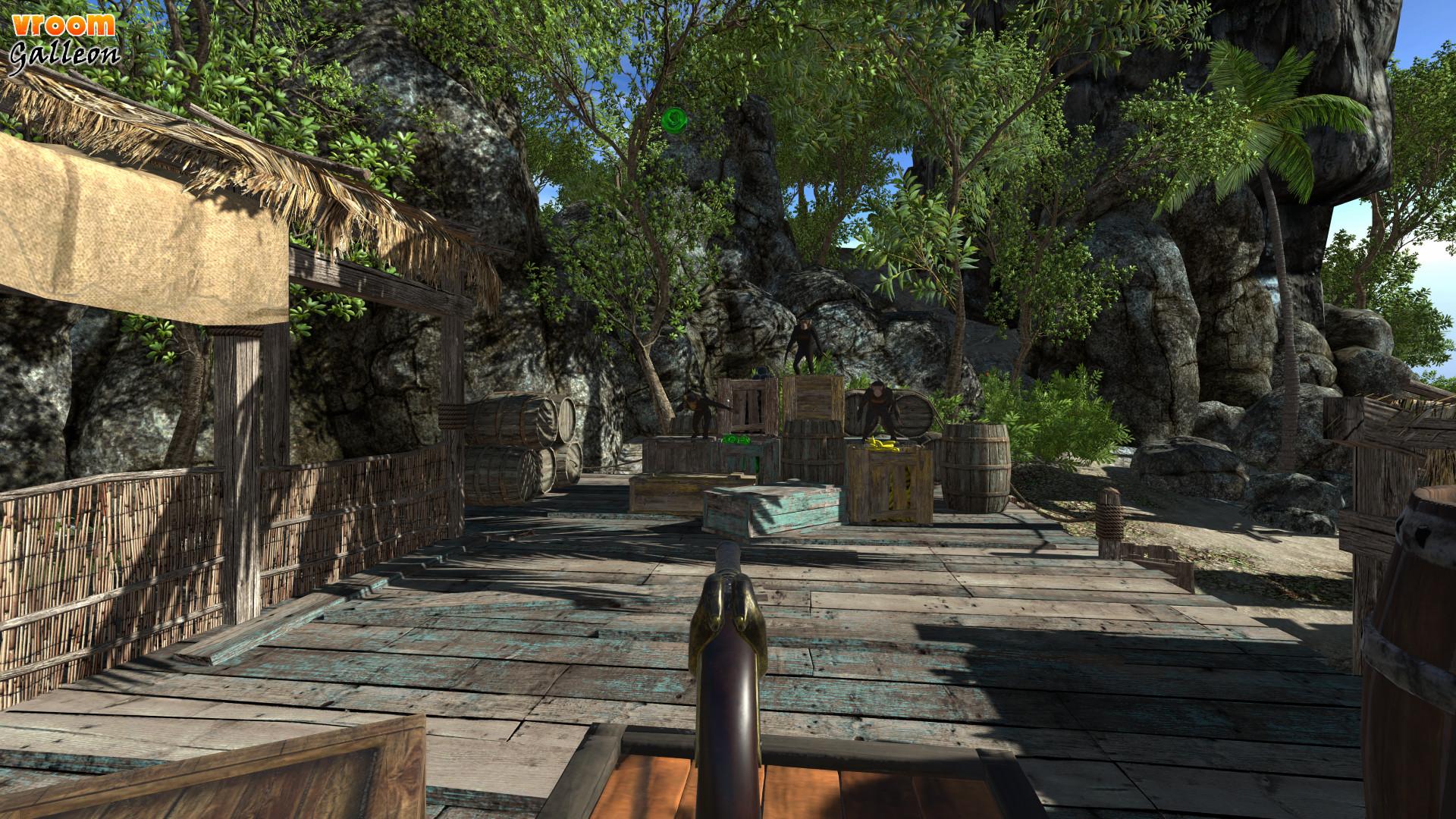 VROOM: Galleon screenshot