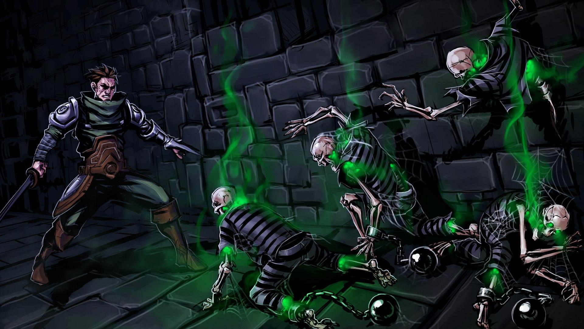 Swordbreaker The Game screenshot
