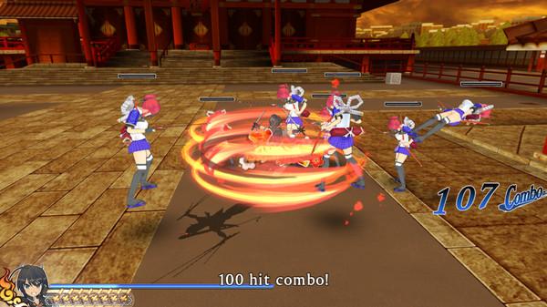 Senran Kagura Shinovi Versus v1.0-v1.02 Plus 16 Trainer-FLiNG