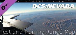 DCS: NEVADA Test and Training Range Map