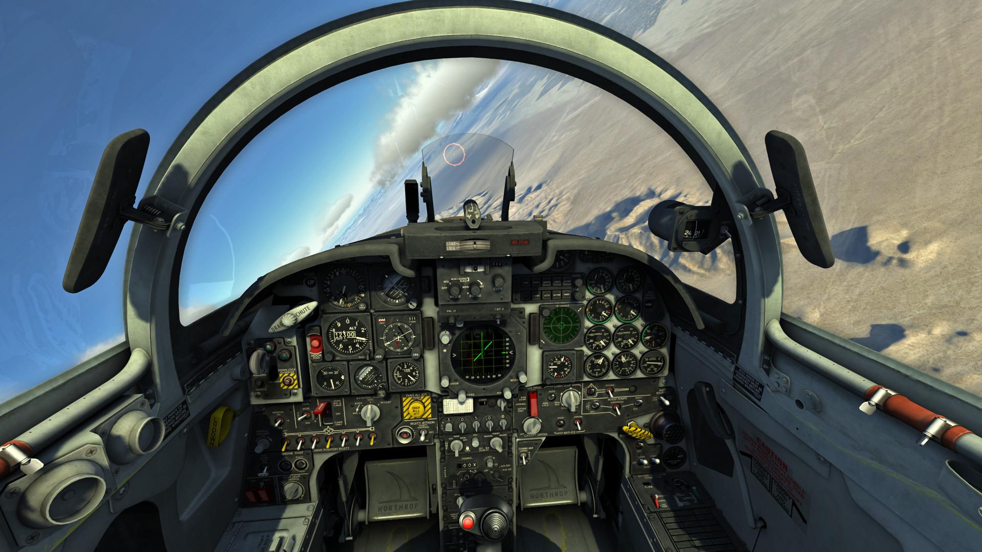 DCS: F-5E Tiger II screenshot