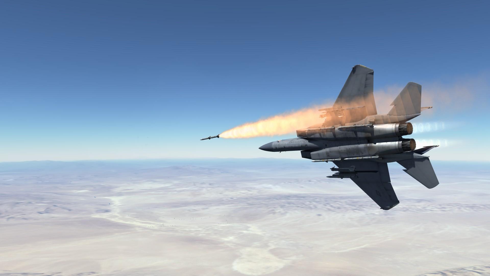 F-15C: Red Flag Campaign screenshot