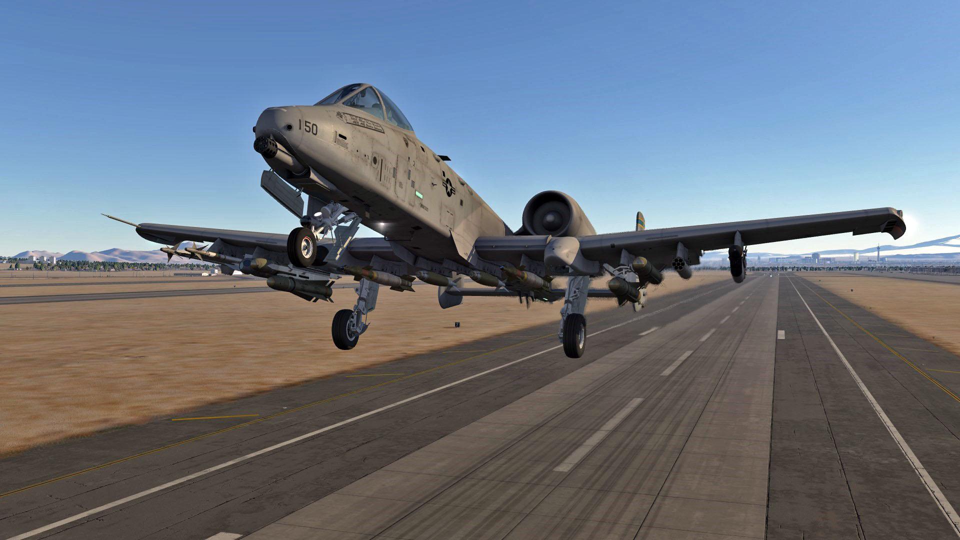 A-10C: Red Flag Campaign screenshot