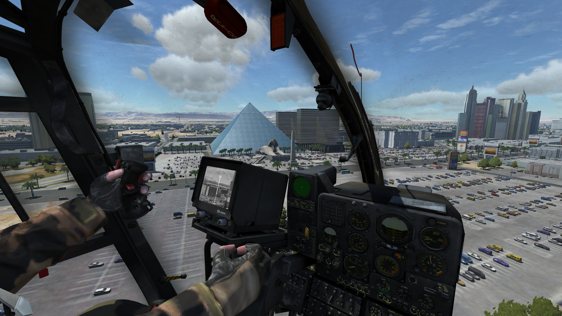 DCS: SA342M Gazelle screenshot