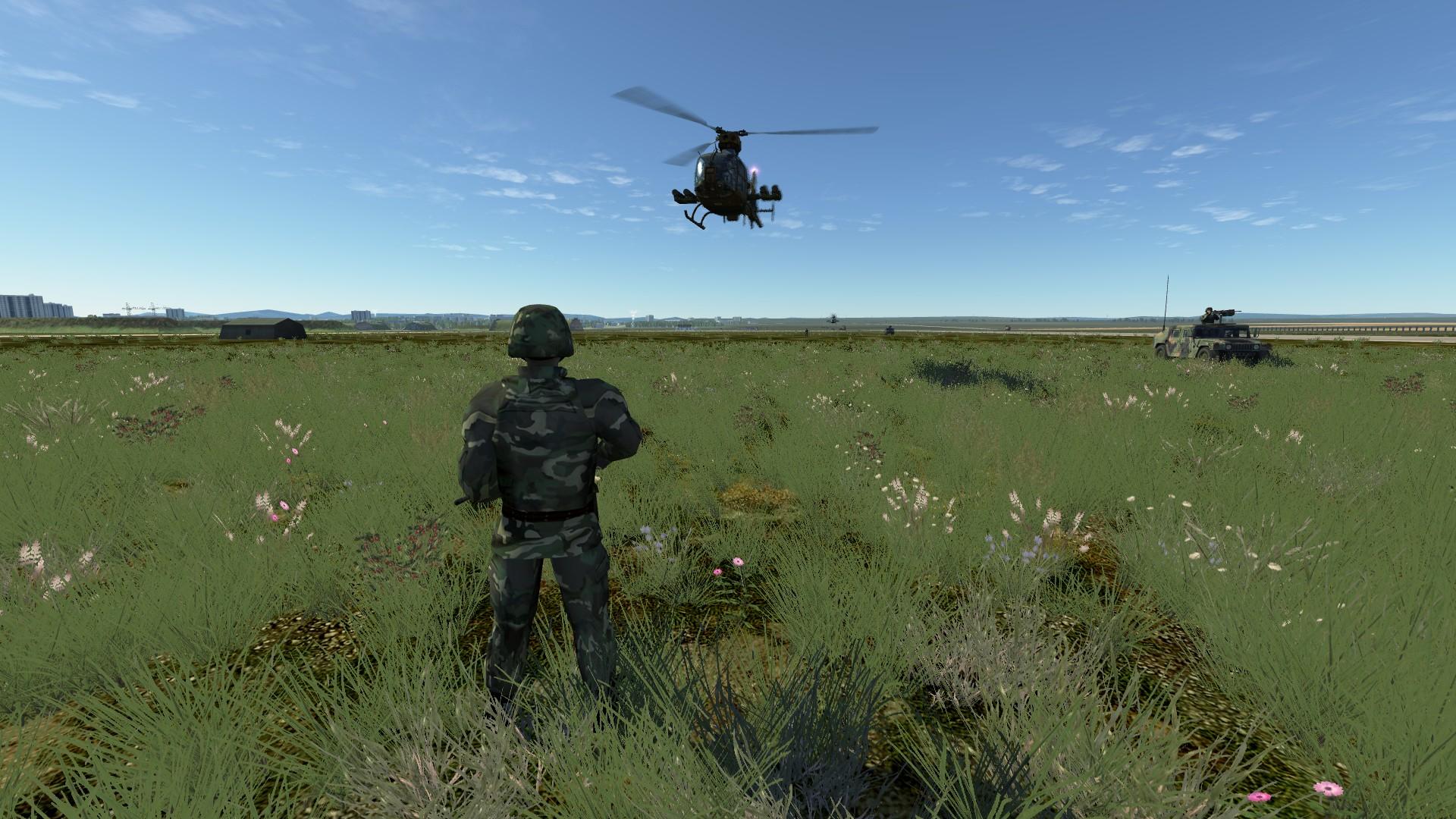 DCS: SA342M Gazelle screenshot