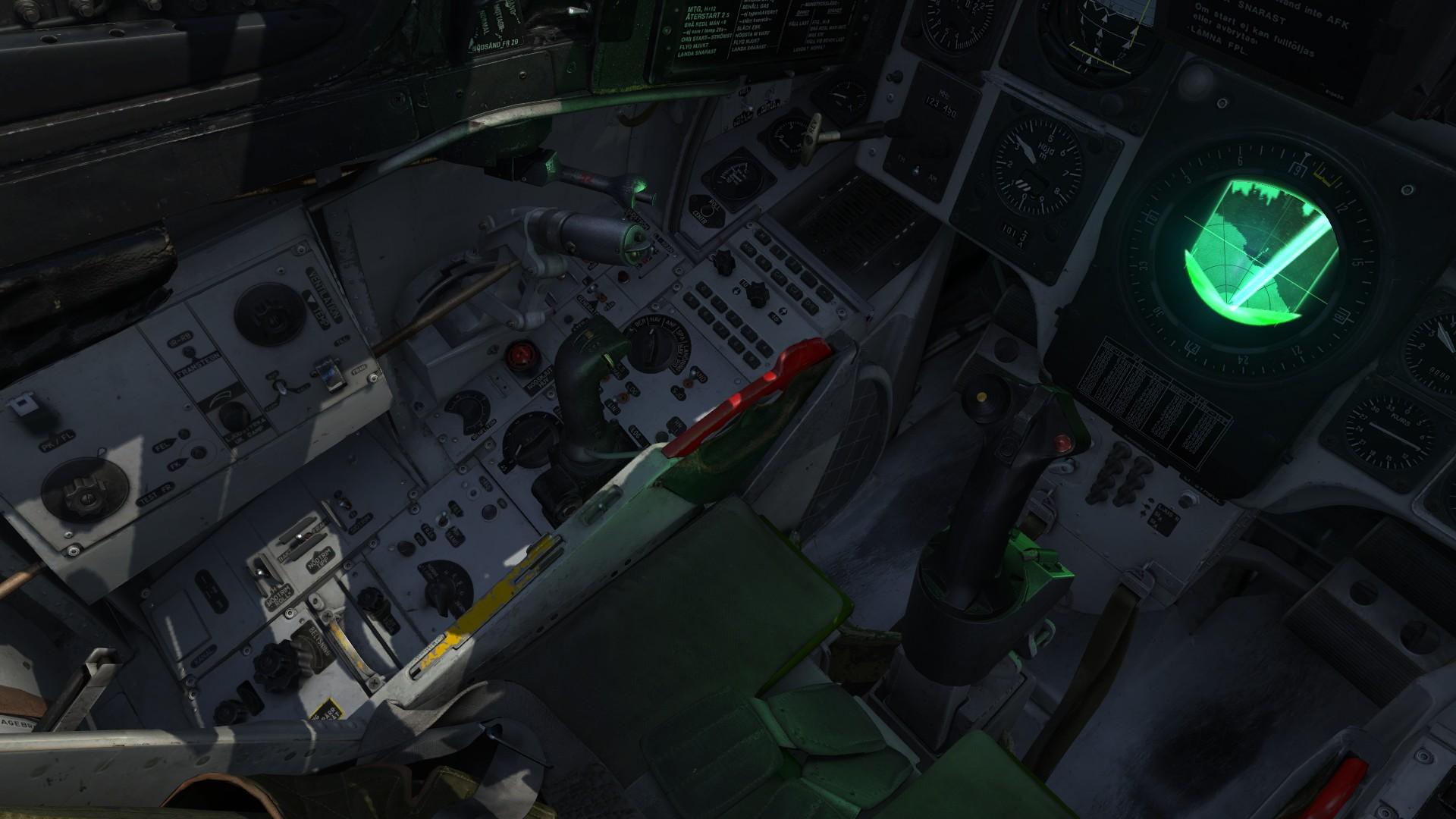 DCS: AJS-37 Viggen screenshot