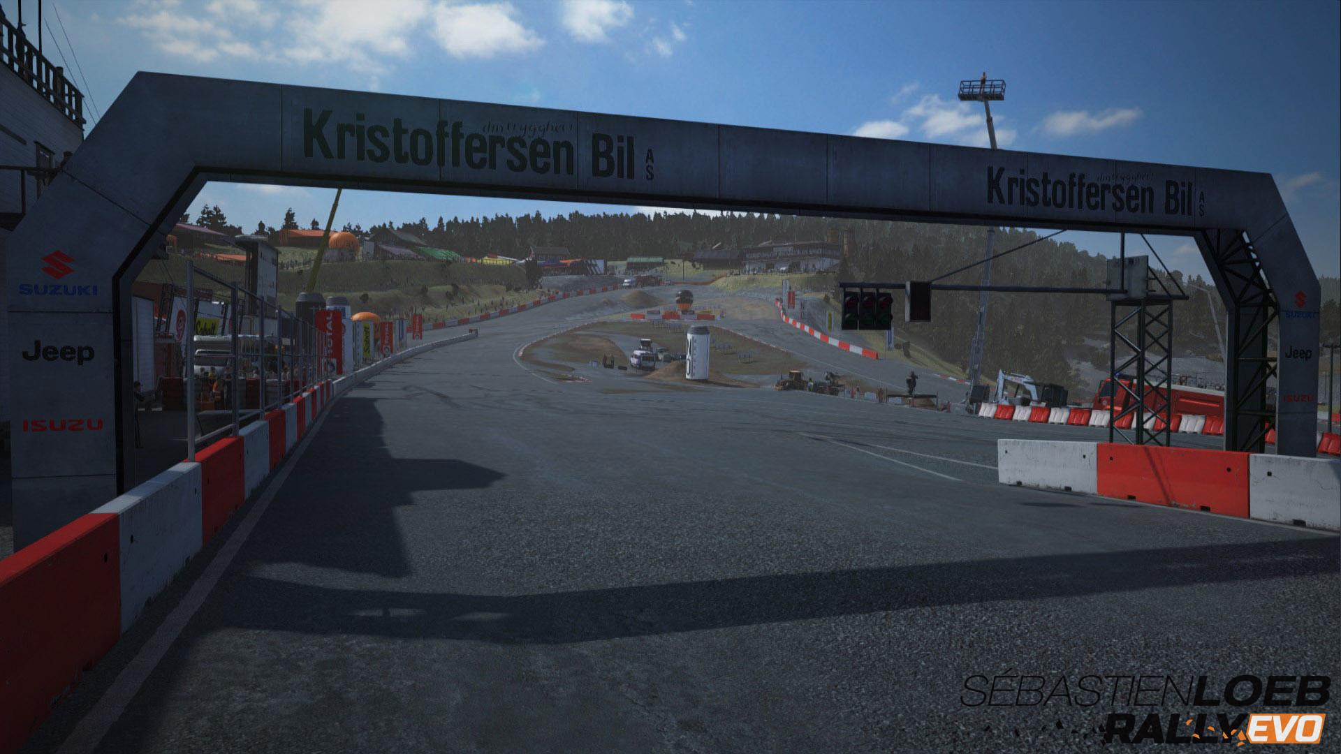 Sébastien Loeb Rally EVO - Rallycross Pack screenshot