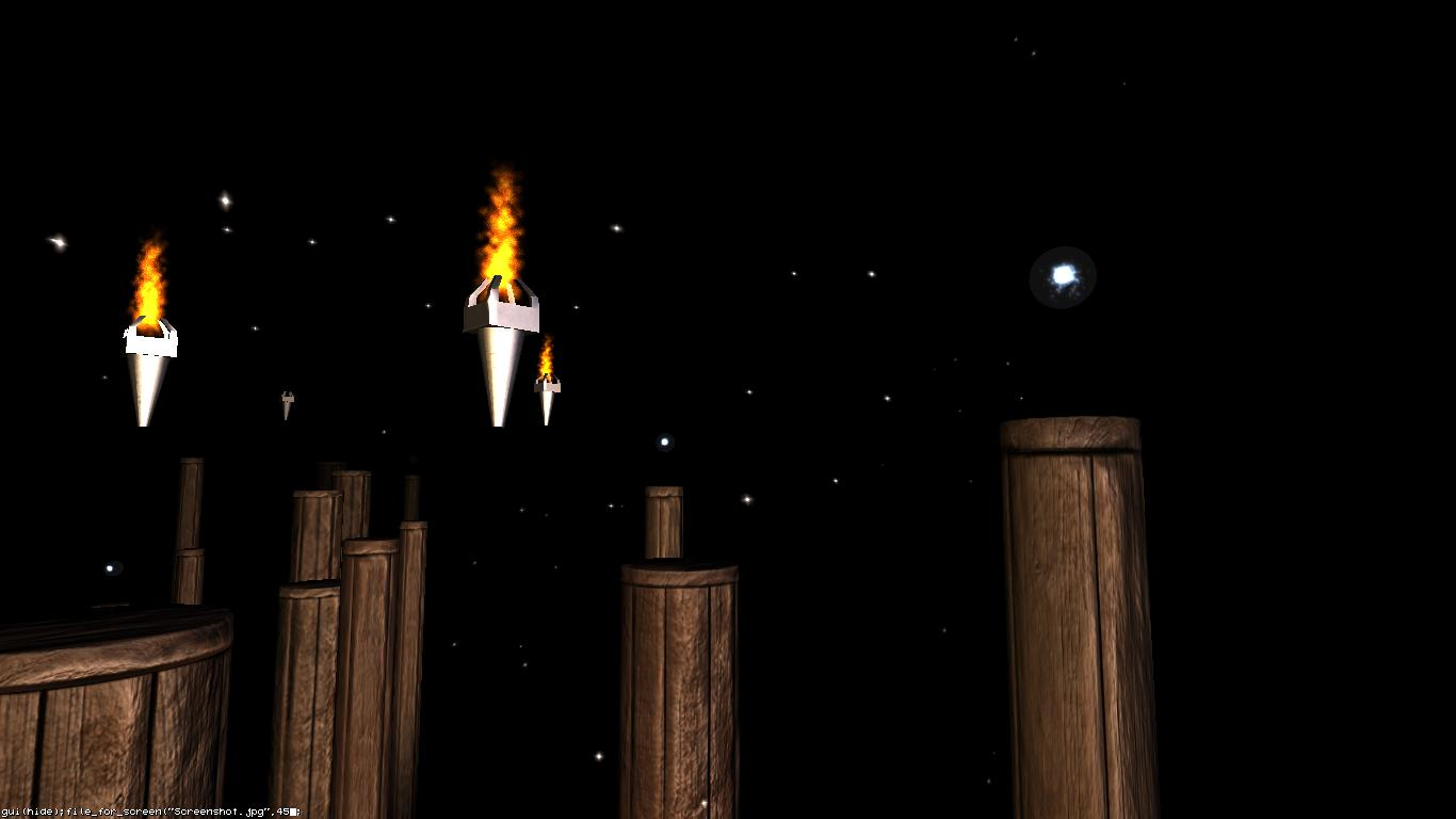 The Dreamlord Screenshot 1