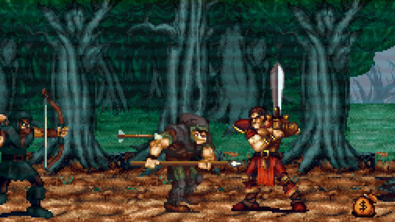 Legend (1994) screenshot