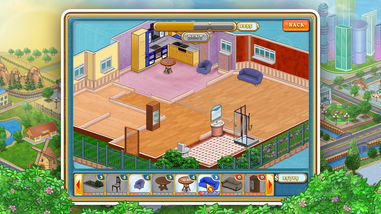 Jane's Realty screenshot