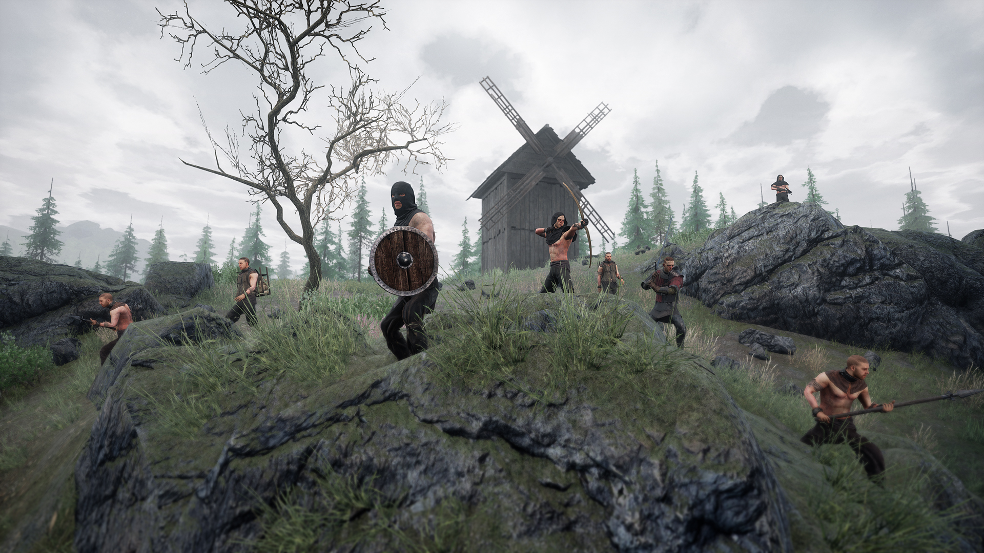 The Black Death screenshot